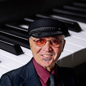 Hubie Vine - Jazz Pianist / Street Performer in Los Angeles, California