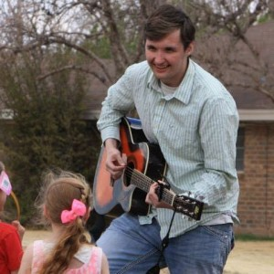 Hudson Taylor  - Singing Guitarist in Amarillo, Texas