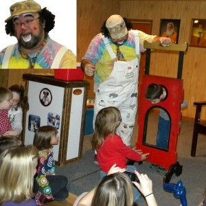 Huffy the Clown - Children's Party Magician in Lebanon, Pennsylvania