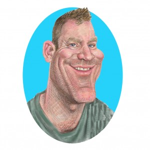Caricatures by Alex R Hughes