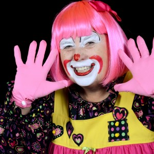 Hugz the Clown - Clown in Roseville, California
