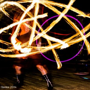 Hula Hoop Dancer LED and FIRE - Hoop Dancer / Choreographer in San Francisco, California