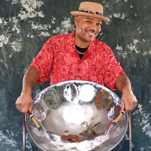 Hulan Pierre - Steel Drum Player in Toronto, Ontario