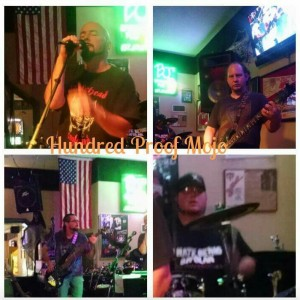 Hundred proof mojo - Cover Band in Louisville, Kentucky
