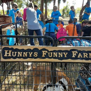 Hunny's Funny Farm - Petting Zoo / College Entertainment in Vero Beach, Florida