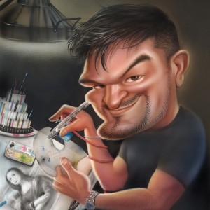 Hurtado Arts - Caricaturist in Chicago, Illinois