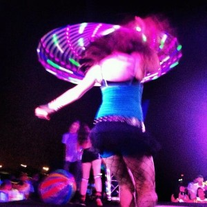 Hyperhoops - Hoop Dancer in Riverside, California