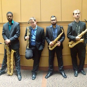 Hyperion Saxophone Quartet - Saxophone Player in Fullerton, California