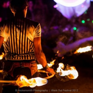 Hyperspace Fire Arts - Circus Entertainment / Hoop Dancer in Columbus, Ohio