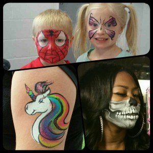 I Adore Color Face Painting