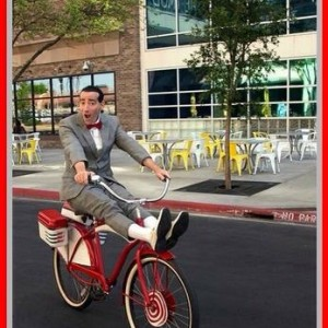 Pee Wee Herman - Impersonator / Look-Alike in Youngstown, Ohio