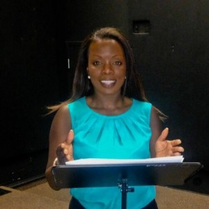 Candice Simpson - Motivational Speaker in Sacramento, California