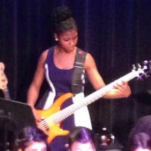 Kyla Wright The Bass Player - Bassist in Boston, Massachusetts