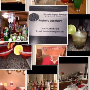 I Serve you Sip - Bartender in Little Rock, Arkansas