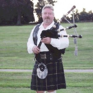 Ian Rankine - Bagpiper - Bagpiper in New Britain, Connecticut