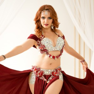 Iana Komarnytska - Belly Dancer / Drum / Percussion Show in Toronto, Ontario