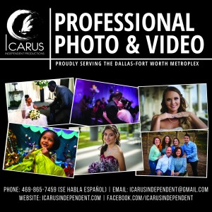 Icarus Independent Productions - Videographer in Rowlett, Texas