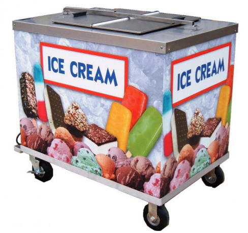 Hire Ice Cream Carts And Novelties By One Hour Parties