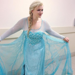Ice Queen - Princess Party in Gloucester City, New Jersey