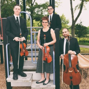 Iceni Ensemble - String Quartet in New York City, New York