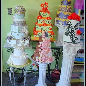 Icing On The Cake By: Kristina - Wedding Cake Designer / Wedding Services in Nashville, Indiana