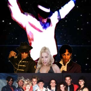 Icons Allstars - Las Vegas Style Entertainment / Prince Tribute in Temecula, California