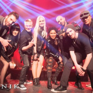 Iconik band - Top 40 Band in Montreal, Quebec