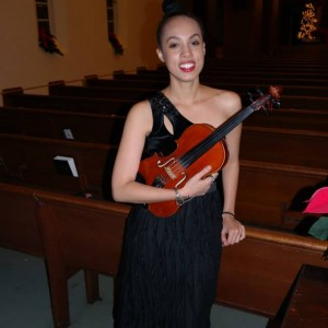 Idanis- South Florida Event Violinist - Violinist in Miami, Florida