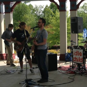 Idle Child - Alternative Band in Fredericksburg, Virginia