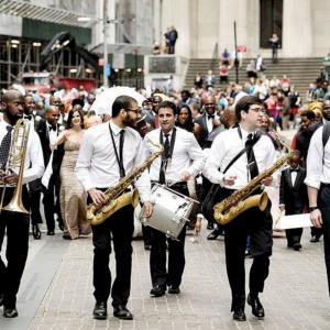 Idle Hands Brass Band - Brass Band / Wedding Musicians in Brooklyn, New York