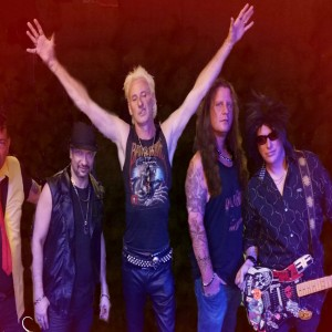 Idol Generation The Best Billy Idol Tribute Band - Tribute Band in Palm Beach Gardens, Florida