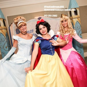 If You Can Dream NYC Premier Princess Parties - Princess Party / Children's Party Entertainment in Long Island, New York
