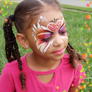Ilana'z Glitterbugz - Face Painter / Halloween Party Entertainment in Wilmington, Delaware