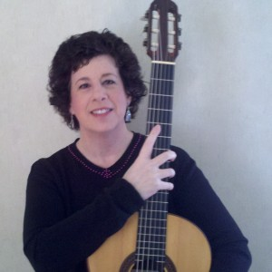 Ileen Zovluck - Classical Guitarist in Teaneck, New Jersey
