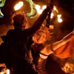 Ilinx - Fire Performer / Fire Eater in Austin, Texas