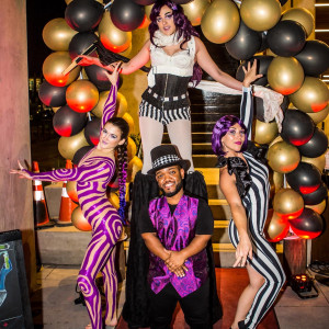 Illuminatra Entertainment - Circus Entertainment / Fire Eater in Austin, Texas