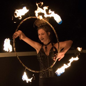 Illuminescent - Fire Performer in Sarasota, Florida