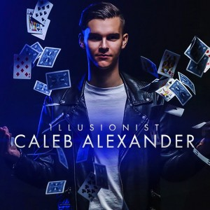 Illusionist Caleb Alexander - Illusionist / Halloween Party Entertainment in Charleston, South Carolina