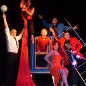 Illusions at Large Productions - Traveling Theatre in Branson, Missouri