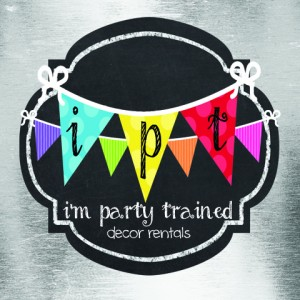 I'm Party Trained/I'm Wedding Trained - Party Rentals in Loveland, Colorado