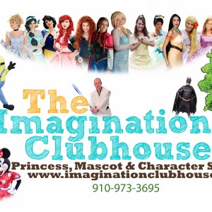 Imagination Clubhouse - Princess Party / Children's Party Entertainment in Columbia, South Carolina