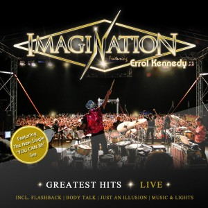 Imagination Featuring Errol Kennedy - Cover Band / Wedding Musicians in England, Arkansas