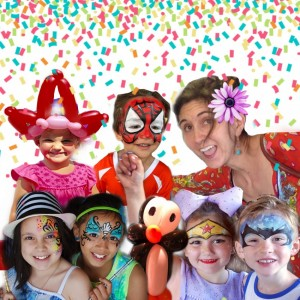 Imagination Jubilation! - Face Painter / Halloween Party Entertainment in Knoxville, Tennessee