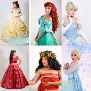 Imagination Princess Parties - Princess Party in Chicago, Illinois