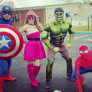 Imagine Entertainers - Princess Party / Superhero Party in Fredericksburg, Virginia