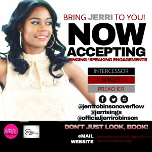 Jerri Robinson - Gospel Singer in Brooklyn, New York