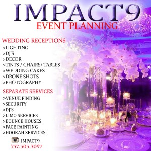 Impact9 Event Planning. - Event Planner / Wedding Planner in Jacksonville, Florida