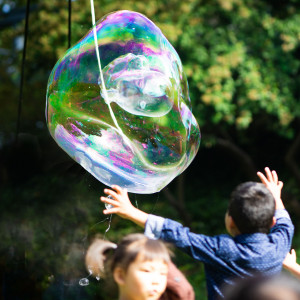 ImpossiBubble Party and Events - Children's Party Magician / Children's Party Entertainment in Berkeley, California