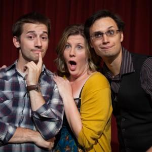 Improv Shmimprov - Comedy Improv Show in Fullerton, California