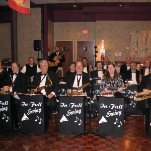 In Full Swing - Big Band in Columbus, Ohio